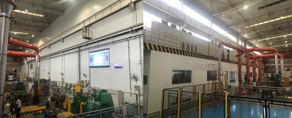 大功率永磁电机型式试验站